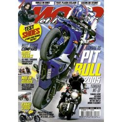 Magazine Moto et Motards n° 80