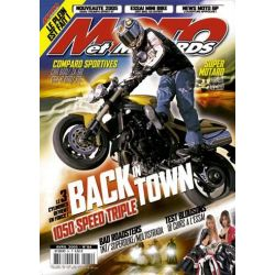Magazine Moto et Motards n° 84