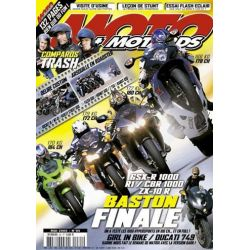 Magazine Moto et Motards n° 85