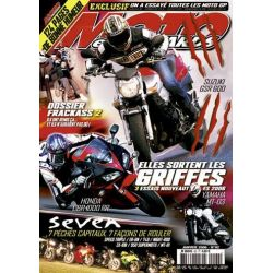 Magazine Moto et Motards n°92