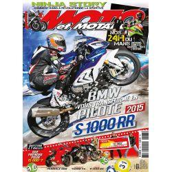 Magazine Moto et Motards n°183