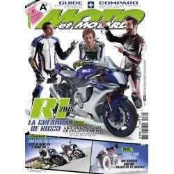 Magazine Moto et Motards n°184