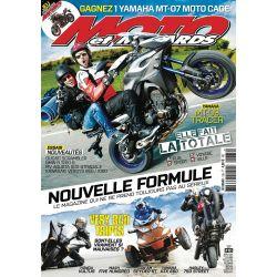 Magazine Moto et Motards n°185