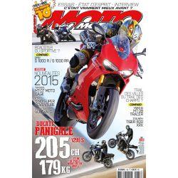 Magazine Moto et Motards n°186
