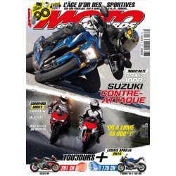 Magazine Moto et Motards n°188