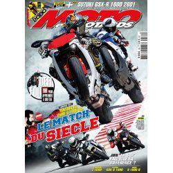 Magazine Moto et Motards n°189