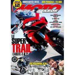 Magazine Moto et Motards n°191