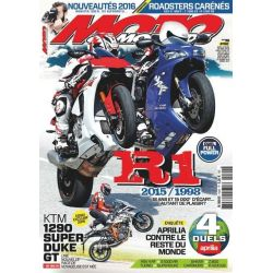 Magazine Moto et Motards n°192