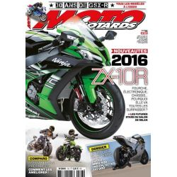 Magazine Moto et Motards n°193