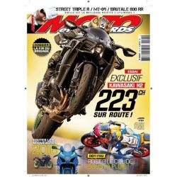 Magazine Moto et Motards n°194