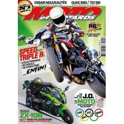 Magazine Moto et Motards n°195