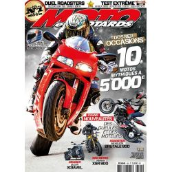 Magazine Moto et Motards n°196