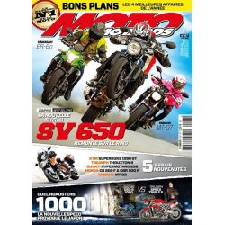 Magazine Moto et Motards n°197