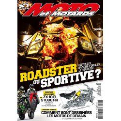 Magazine Moto et Motards n°198