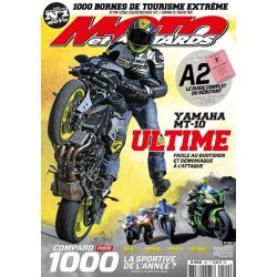 Magazine Moto et Motards n°199