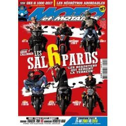 Magazine Moto et Motards n°201