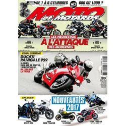 Magazine Moto et Motards n°202