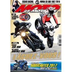 Magazine Moto et Motards n°203
