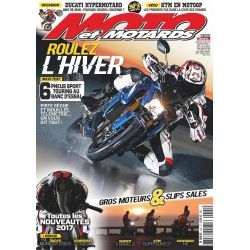 Magazine Moto et Motards n°...