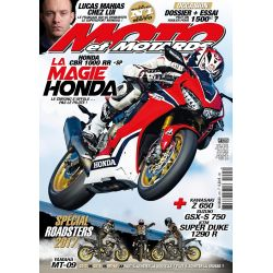 Magazine Moto et Motards n°205