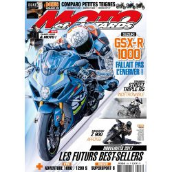 Magazine Moto et Motards n°206