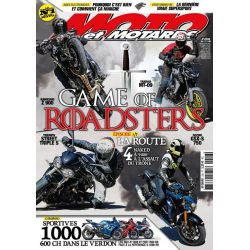 Magazine Moto et Motards n°208