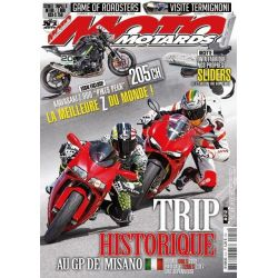Magazine Moto et Motards n°212