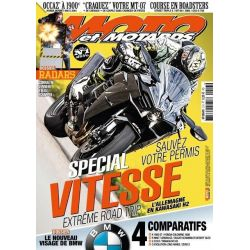 Magazine Moto et Motards n°213