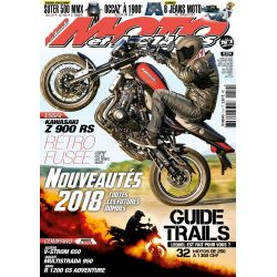 Magazine Moto et Motards n°214