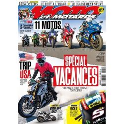 Magazine Moto et Motards n°210