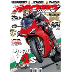Magazine Moto et Motards n°215