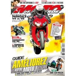 Magazine Moto et Motards n°216