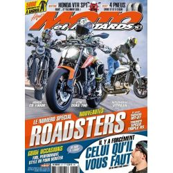 Magazine Moto et Motards n°217