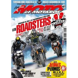 Magazine Moto et Motards n°218