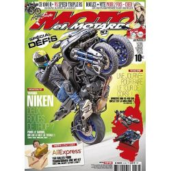 Magazine Moto et Motards n°219
