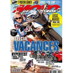 Magazine Moto et Motards n°220