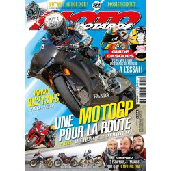 Magazine Moto et Motards n°222