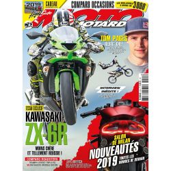 Magazine Moto et Motards n°224