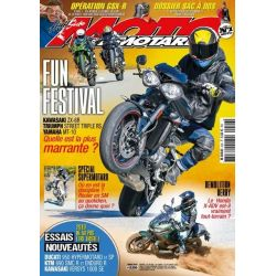 Magazine Moto et Motards n°226