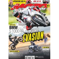 Magazine Moto et Motards n°227