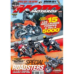 Magazine Moto et Motards n°228