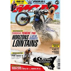Magazine Moto et Motards n°229