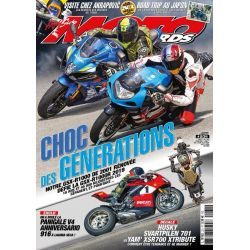 Magazine Moto et Motards n°231