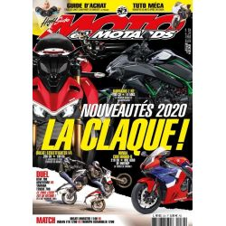Magazine Moto et Motards n°232