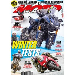 Magazine Moto et Motards n°233