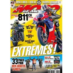 Magazine Moto et Motards n°234