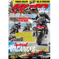 Magazine Moto et Motards n°235
