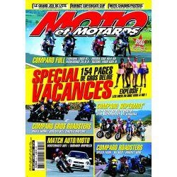 Magazine Moto et Motards n° 54