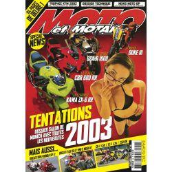 Magazine Moto et Motards n° 56