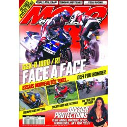Magazine Moto et Motards n°63